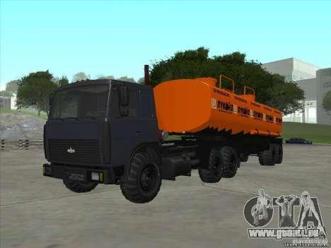 6417 MAZ pour GTA San Andreas