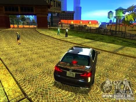 ENBSeries by JudasVladislav für GTA San Andreas her Screenshot