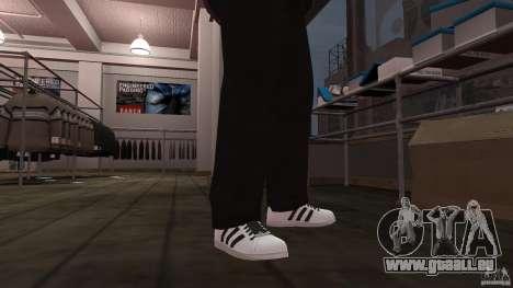 Adidas Superstar 80s pour GTA 4