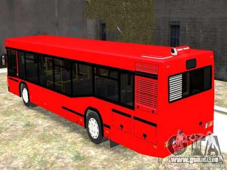 MAZ-5295 v2. 0 final für GTA 4 linke Ansicht