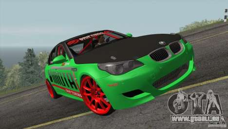 BMW M5 E60 Darius Balys für GTA San Andreas