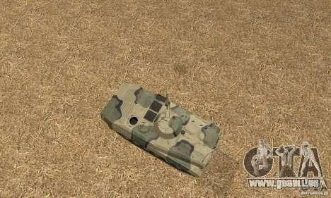 BMP-1 Camo für GTA San Andreas rechten Ansicht