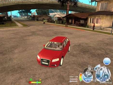 AUDI A3 für GTA San Andreas