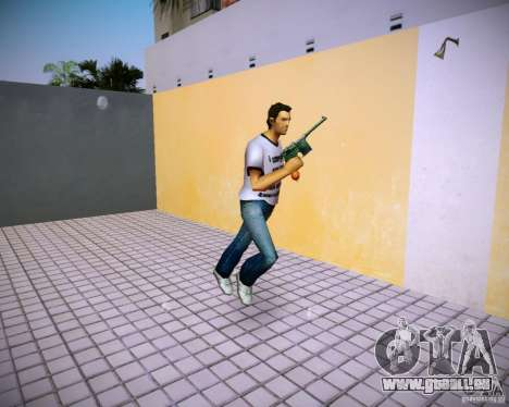 Mauser C96 für GTA Vice City dritte Screenshot