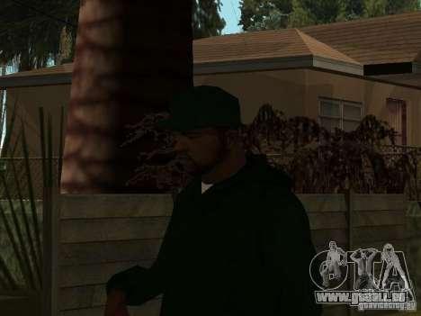 Dope pour GTA San Andreas troisième écran