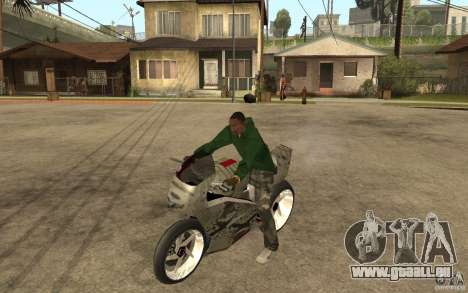 Streetfighter NRG 500 Snakehead v2 für GTA San Andreas