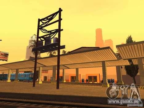 Unity Station für GTA San Andreas sechsten Screenshot
