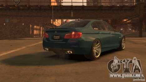 BMW 535i M-Sports für GTA 4 linke Ansicht