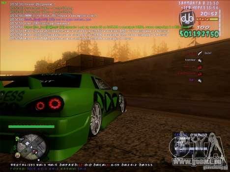 Eloras Realistic Graphics Edit für GTA San Andreas achten Screenshot