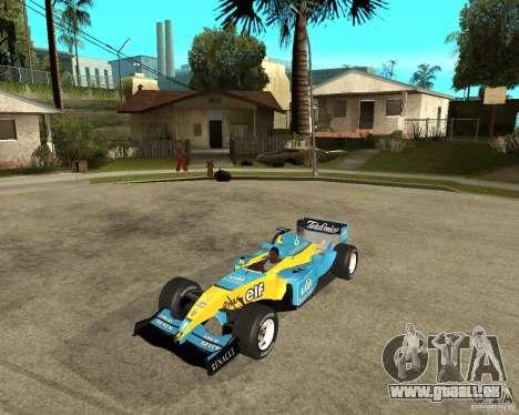 Renault F1 für GTA San Andreas