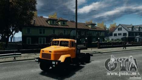 KrAZ-5133 für GTA 4
