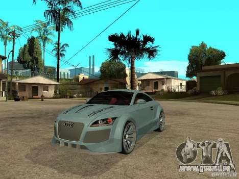 Audi TT 2007 Tuned für GTA San Andreas