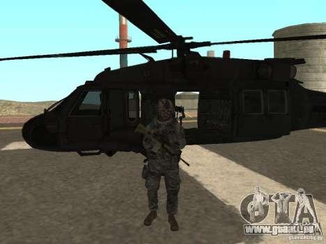 Animations v1.0 pour GTA San Andreas
