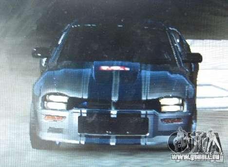ROAD KING de Flatout Ultimate Carnage pour GTA 4 Vue arrière de la gauche