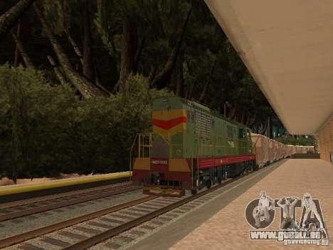Wald in Las Venturas für GTA San Andreas siebten Screenshot