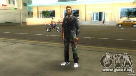 Peaux de Pak GTA Vice City pour la troisième écran