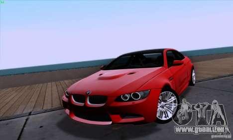 BMW M3 E92 v1.0 pour GTA San Andreas