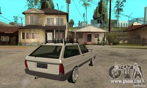 Volkswagen Parati GLS 1994 für GTA San Andreas rechten Ansicht