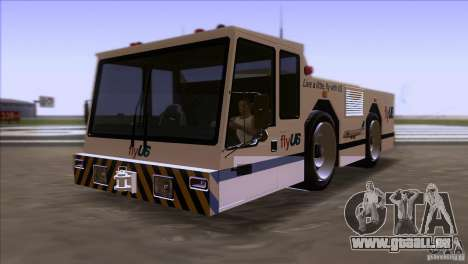 Ripley from GTA IV pour GTA San Andreas laissé vue