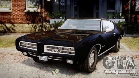 Pontiac GTO Judge pour GTA 4