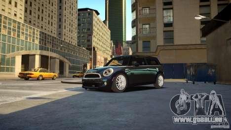 Mini Cooper Clubman pour GTA 4