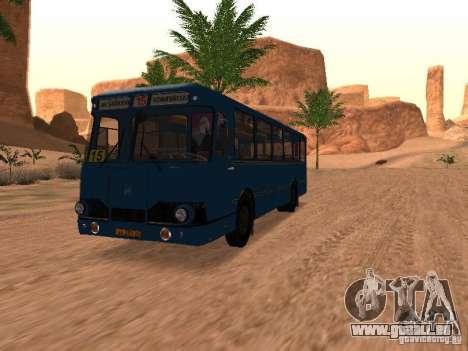LIAZ 677 pour GTA San Andreas moteur