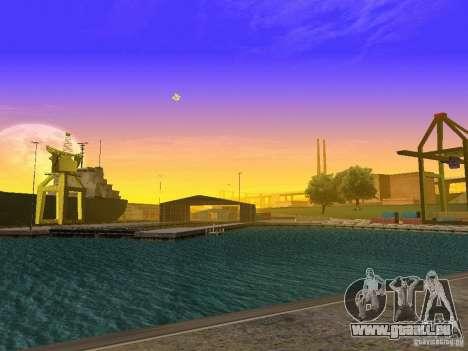 Nouveau Timecyc pour GTA San Andreas cinquième écran