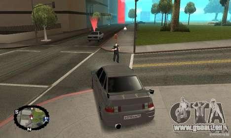Courses de rue pour GTA San Andreas sixième écran