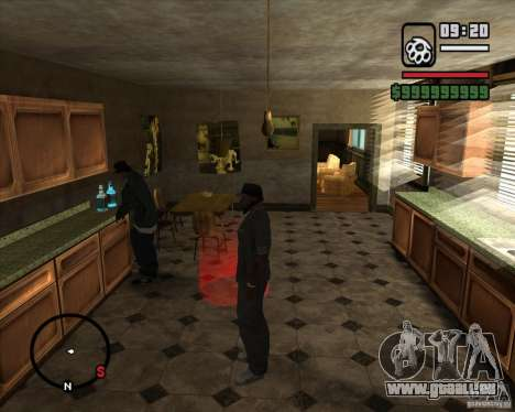 Greetings 2U: GS für GTA San Andreas achten Screenshot