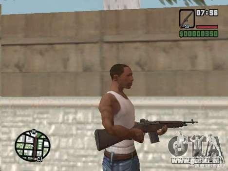 Mafia II Full Weapons Pack pour GTA San Andreas
