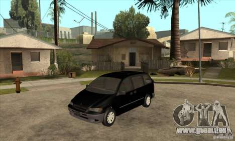 Dodge Caravan 1996 für GTA San Andreas
