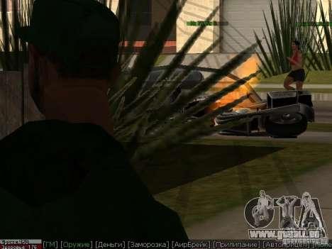 Dope pour GTA San Andreas septième écran