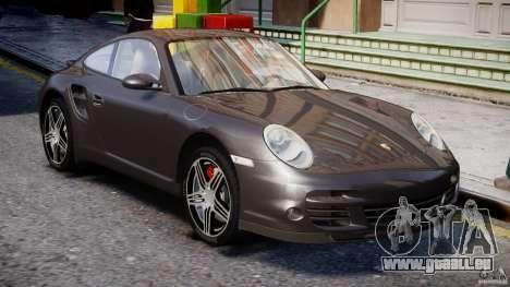 Porsche 911 Turbo für GTA 4 Seitenansicht