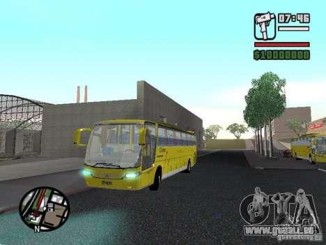 Busscar Vissta Bus für GTA San Andreas