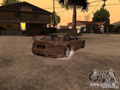 Bmw M3 für GTA San Andreas rechten Ansicht