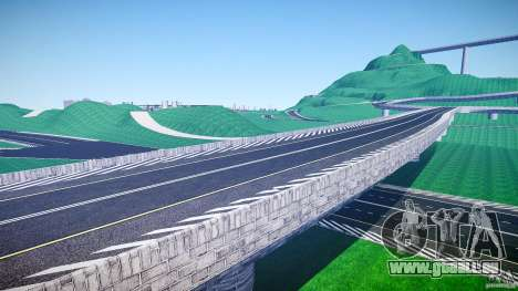 Drift Paradise V2 für GTA 4 dritte Screenshot