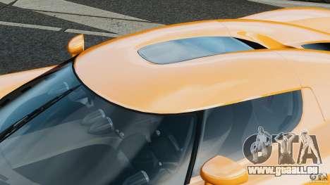 Koenigsegg CCX 2006 v1.0 [EPM][RIV] für GTA 4 Innen