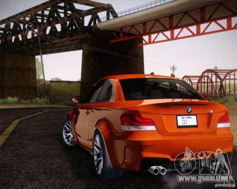 BMW 1M v2 für GTA San Andreas linke Ansicht