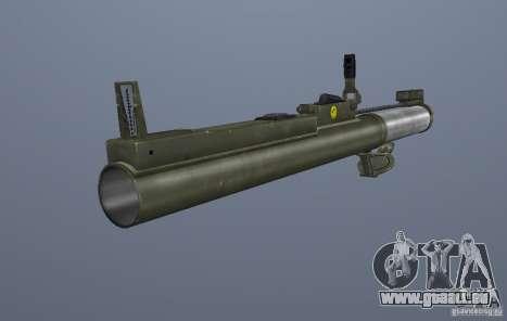Grims weapon pack3 pour GTA San Andreas sixième écran