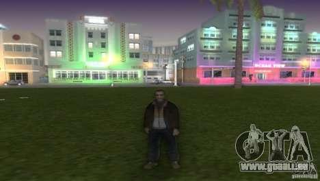 Niko Bellic für GTA Vice City