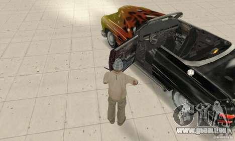 Flat Out Style für GTA San Andreas Rückansicht