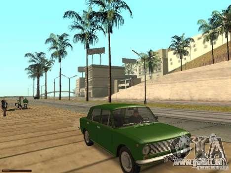 Mort véritable pour GTA San Andreas quatrième écran