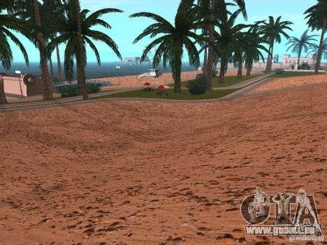 HQ Beach v1.0 pour GTA San Andreas