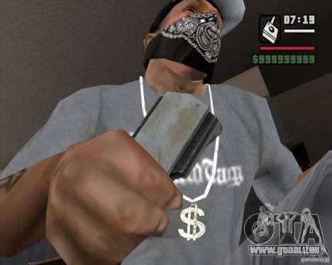 Detektor des S. t. A. l. k. e. R # 3 für GTA San Andreas dritten Screenshot