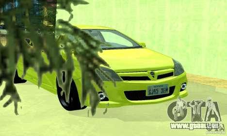 Opel Astra GTS für GTA San Andreas rechten Ansicht