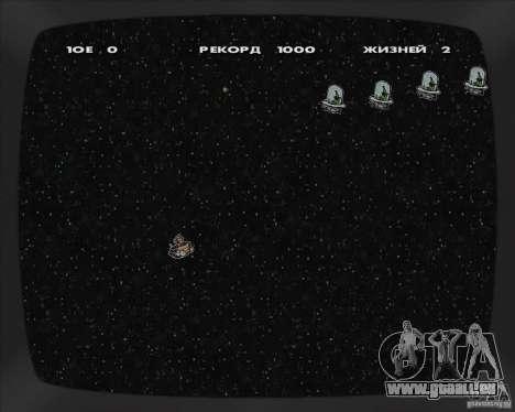 La possibilité de jouer sur un ordinateur portab pour GTA San Andreas quatrième écran