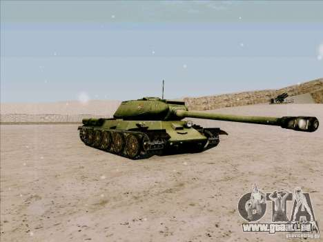 T-34 pour GTA San Andreas
