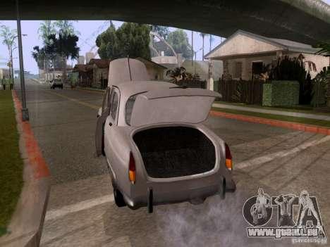 GAZ 21 Volga für GTA San Andreas Seitenansicht