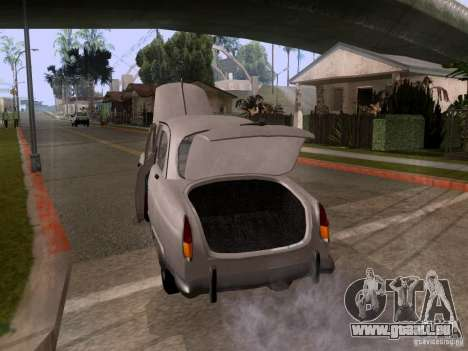 GAZ 21 Volga pour GTA San Andreas vue de côté