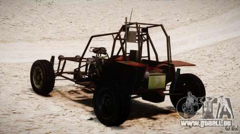 Half Life 2 buggy für GTA 4 Innenansicht